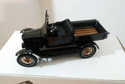 Danbury Mint Rare 1925 Ford Model T Runabout Complete W/title And Brochure