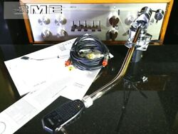Sme 3012-r Long Tone Arm Sme Shell Cable / Sub Weight Etc. Included From Japan