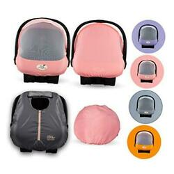 Cozy Combo Pack Andndash Sun And Bug Cover Plus A Lightweight Warm Pink Grapefruit