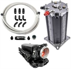 Fitech Fuel Injection 38301k1 Ultra Ram Efi Induction System Kit Small Block Che