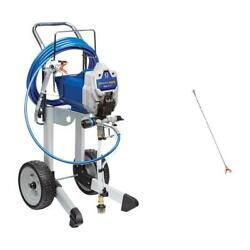 Graco Airless Paint Sprayer .38 Gpm Pressure Relief Valve 20 In. Tip Extension