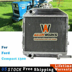Sba310100211 Tractor Radiator For Ford Compact 1300 With Radiator Cap