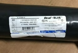 Houston Stock New Ocal Xjg58-g Expansion Joint 1-1/2and039and039 Free 2 Day Air Buy Now