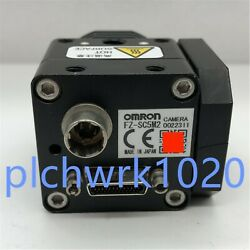 1 Pcs Omron Fz-sc5m2 Industrial Camera In Good Condition
