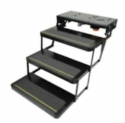 369552 Lippert Components 25 Series Triple Electric Folding Entry Step 24wx 8d