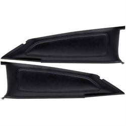 Oer 748616 Interior Rear Sail Panels 1971-1972 Dodge Charger Se 2-door Left And