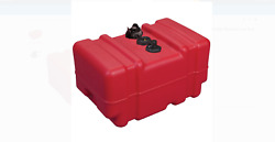 Moeller Marine Products 630012lp High Profile Portable Fuel Tank - 12 Gallon Hot