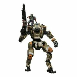 Mcfarlane Toys Titanfall 2 Bt-7274 And Jack Cooper 10 Deluxe Action Figure