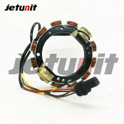 60hp 65hp 70hp For Evinrude/johnson Outboard Stator 9amp 2stroke 173-4766 763762
