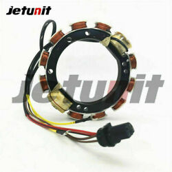 For Johnson/evinrude 60hp 65hp 70hp Outboard Stator 9-amp 2-stroke 3-cylinder