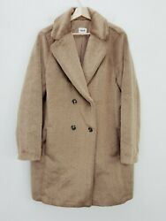 Seed Heritage Womens Size 16 Luxe Textured Coat Jacket Rrp229.95