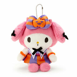 My Melody Halloween 2021 Mascot Plush Keychain 14cm By Sanrio Official Store New