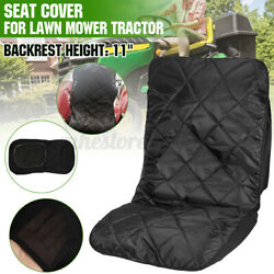 28cm 11 Height Seat Cover Shield 600d For John Deere Lawn Mower Tractor Accesso