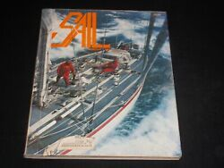1982 February Sail Magazine - Whitbread Round World Race - Front Cover - L 4182