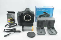 Canon Eos-1d With Accessories Clean And Beautiful Ultra-clear Optics