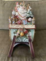 Fitz And Floyd Enchanted Holiday Tureen