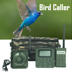 Outdoor Hunting Bird Caller Mp3 Player Decoy Sound Animal Singing Device Battery