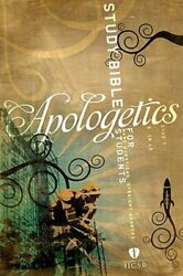Apologetics Study Bible For Students-hcsb Hard Questions, Straight Answers New