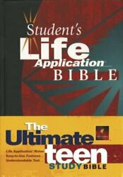 Bible Nlt Students Life Application By Tyndale House Publishers New