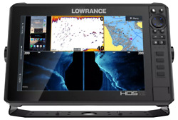 Lowrance Hds12 Gen 3 Live Fish Finder And Chart Plotter Part 000-11794-001