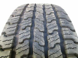 P245/65r17 Goodyear Wrangler Sr-a Owl 105 S Used 245 65 17 10/32nds