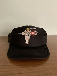 Iron Maiden - Truck Style Hat- Heavy Metal Band