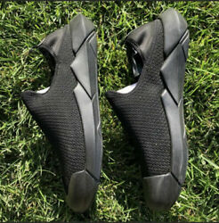 men's Shoes size 13 Black Gently