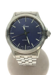 Sinn 556.i.b/ Automatic Watch Analog Stainless Steel Nvy