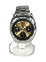 Citizen Automatic Watch/ Analog/stainless Steel/gld/slv/ss