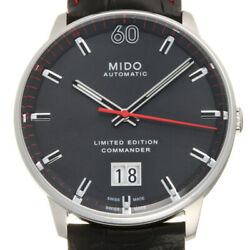 Ginza Store Mido Commander Big Date 60th Anniversary Limited Edition To 1959