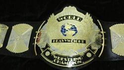 Wwf Winged Eagle Championship Belt Replica Title Daul Plated Adult Size Dhl Ship