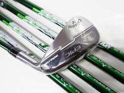 Callaway Epic Max Fast Iron Pw/aw Pieces Carbon Speeder Evolution For Cw. Japan