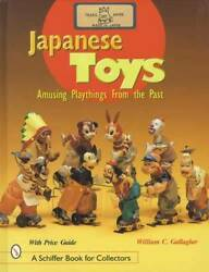Vintage 1950s 60s Japanese Tin Toys Collector Guide Incl Linemar Mego Cragstan