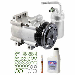 For Ford Thunderbird And Mercury Cougar Oem Ac Compressor W/ A/c Repair Kit Dac