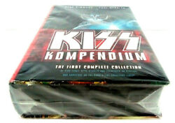 Kiss Kompendium The First Complete Collection By Paul Stanley And Gene Simmons New