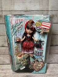 2013 Nib Ever After High Doll Cerise Hood Daughter Of Red Riding Hood Hat-tastic