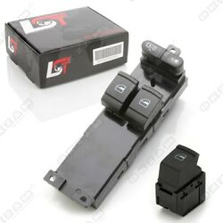 Electric Window Control Switch Front Left Right For Seat Toledo Ii 2