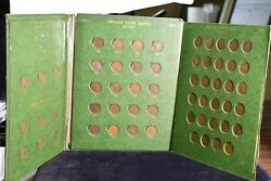 1857-1909 Flying Eagle And Indian Penny - 58 Coins - Complete