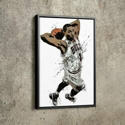 Dennis Rodman Posters Home Decor Wall Hanging Gift Art Print Vintage Poster New