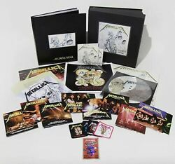 Metallica- ... And Justice For All Deluxe Box Set 6lp, 11cd, 4dvd, Plus More New