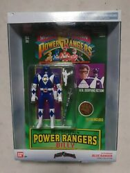 Power Rangers Mighty Morphin Billy Blue Auto Legacy Collection Prototype C-6