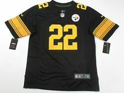 New Najee Harris 22 Pittsburgh Steelers Adult Game Limited Jersey Color Rush