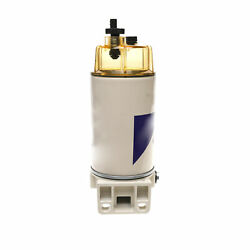 S3227 Assembly Marine Fuel Filter Water Separator Kit For Racor 320r-rac-01