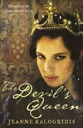 Deviland039s Queen Paperback By Kalogridis Jeanne Brand New Free Shipping In T...