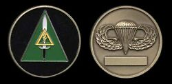 Us Army Sf Delta Force Challenge Coin 1st Sfod-d