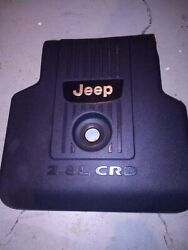 05-06 Jeep Liberty Crd 2.8l Diesel Engine Cover