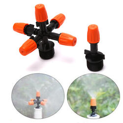 Garden Sprinklers Automatic Watering Grass Lawn Circle Mist Sprinklers Atomizifi