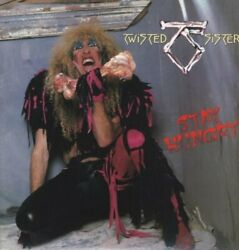 Twisted Sister - Stay Hungry W/poster Color Vinyl Lp New