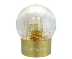 Guerlain Snowdome Snow Globe Display From Japan Very Rare Not For Sale