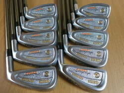 Honma Lb-606 Kb Model 4s New Feather Weight R-1 10 Bottles I-l87